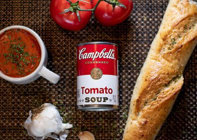 Michael Boyack Campbell's Tomato Soup