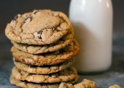 Michael Boyack Chocolate Chip Cookies