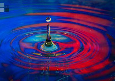 Michael Boyack Water Motion Photography Drop